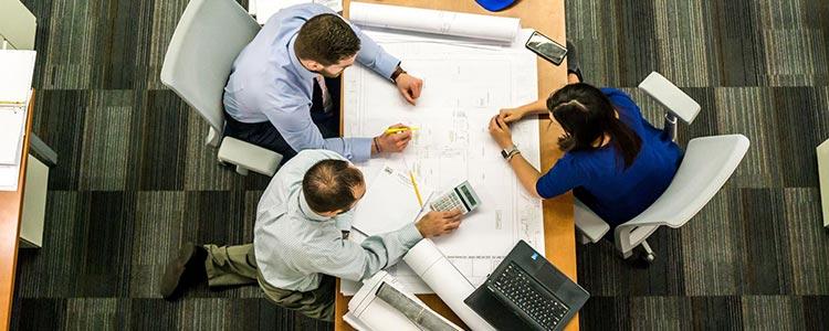 איך עיצוב המשרד יכול לשפר את המכירות?